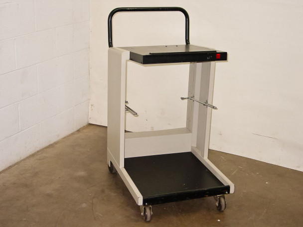 Digital MNCCT-AA Mobile AV Cart for Testing or Presentation w/ 3x AC Outlets