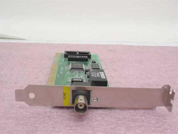 Artisoft COAX 16 Bit ISA Network Card 10676 (PCB, 2000/C)
