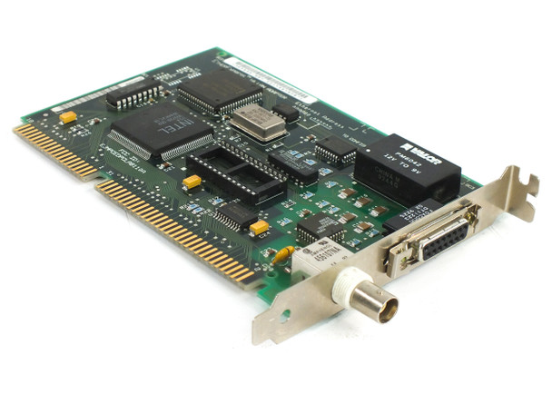 Intel 305896-004 16-Bit ISA EtherExpress 16 8/16 Lan Adapter Card with COAX