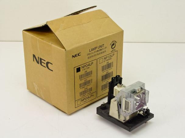 NEC NP04LP Bulb / Lamp Unit for NP4000 & NP4001 Video Projector