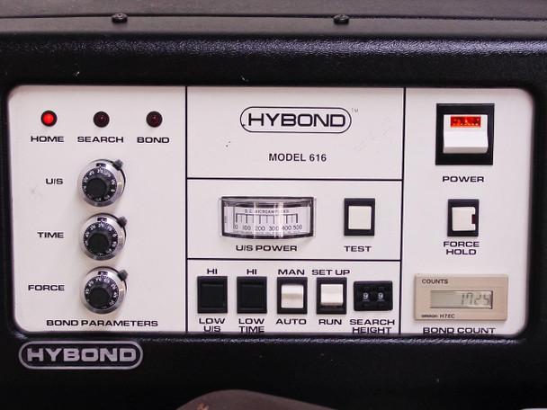 HyBond 616-12 Ultrasonic Peg Bonder w/ X-Y Stage with Bench