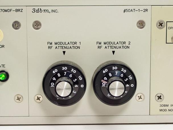 "3dbm Plugin Module Chassis  19"""