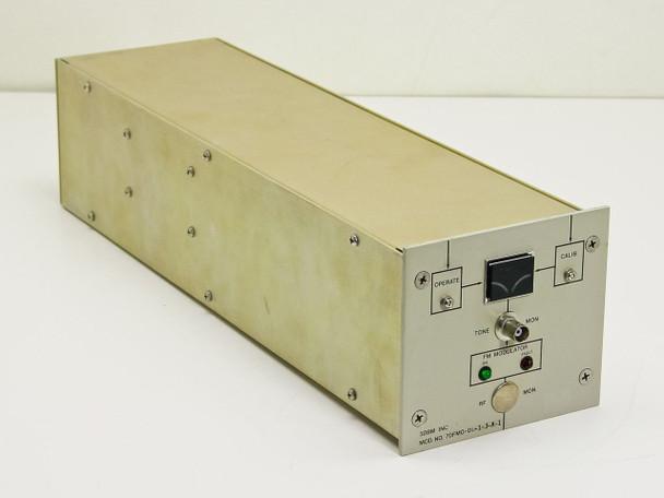3DBM Inc FM Modulator  70fmo-dl-1-3-a-1