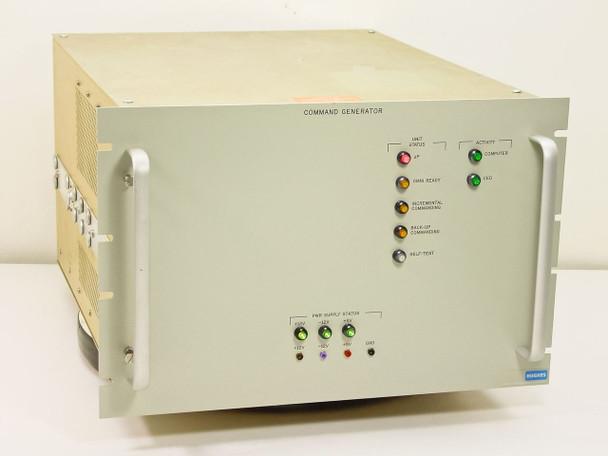Hughes / SSEL Command Generator VME Rack Loaded 7746604-100 7729349-100 7746600-