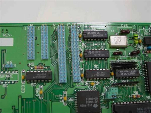 DTC 16 bit RLL Controller Card 1 1 Interleave (7287)