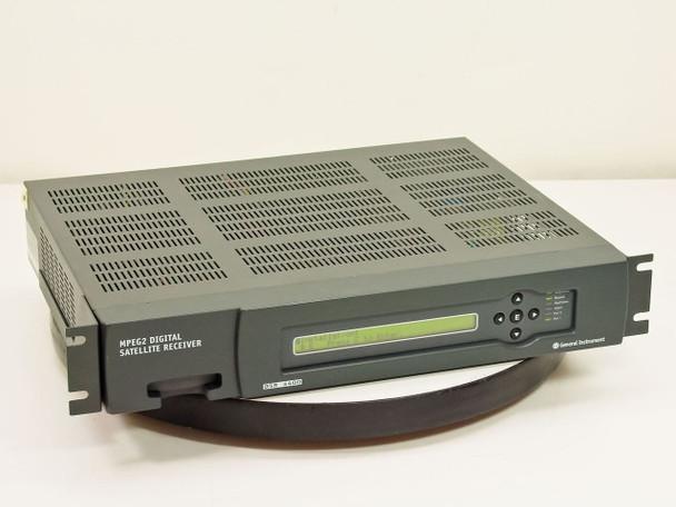 General Instrument DSR4400 MPeg2 Digital Satellite Receiver