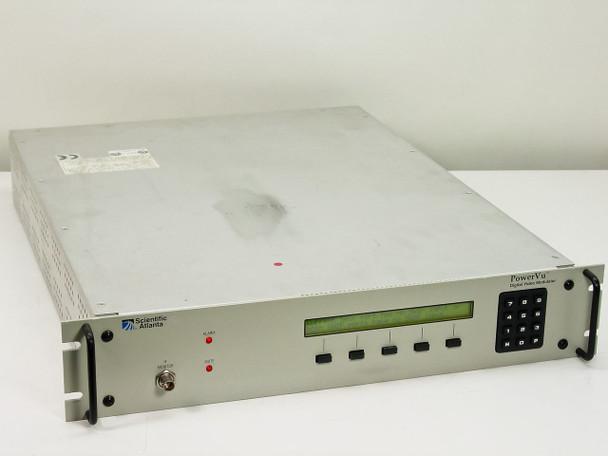 Scientific Atlanta D9380 PowerVu Digital Video Modulator - 521522 523446 521533