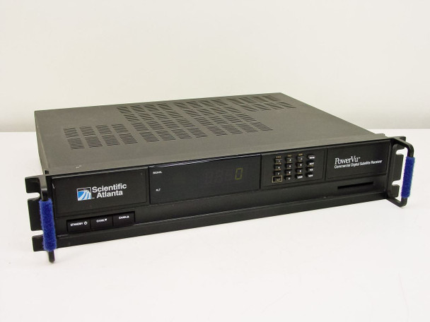 Scientific Atlanta D92232U Commercial Digital Satellite Receiver 2U Rackmount