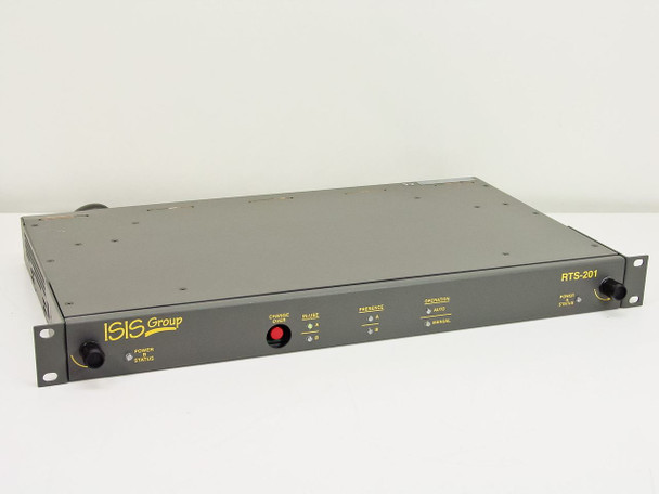 ISIS Group Digital Signal 2X1 Protection Switcher (RTS-201)