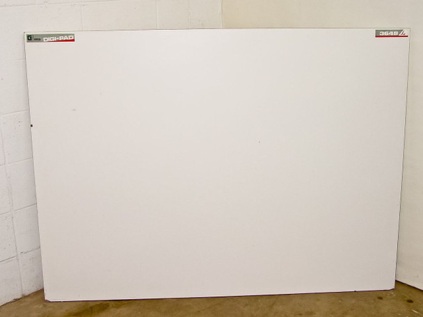 "GTCO 11-00061-01 Digi-Pad 3648 L Graphic Digitizer 60"" x 44"" - As Is"