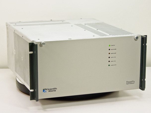 Scientific Atlanta PowerVu Digital Multiplexer (D-9110)