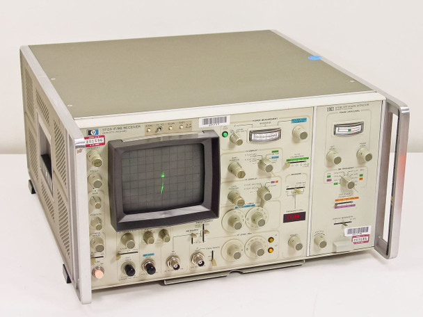 HP 3712A / 3793B IF/BB Receiver / Diff Phase Detector - Microwave Link Analyzer