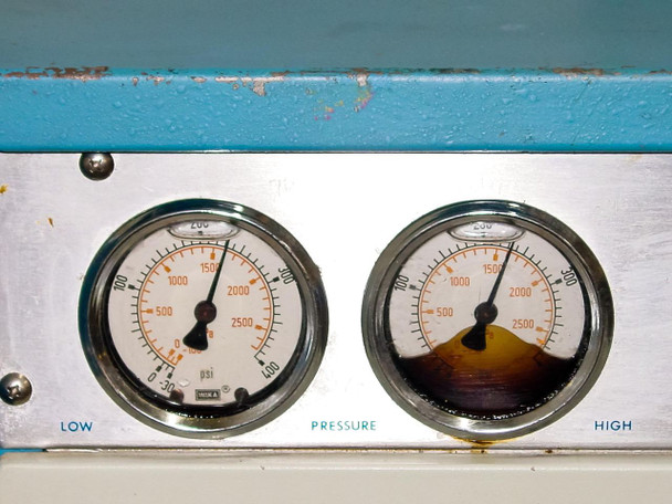 CVI Inc Pump Compressor/Water cooled CBST Cyro