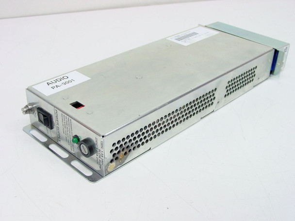 Broadcast Television Systems Philips Power Supply Audio PS 110/220V PA-3001A