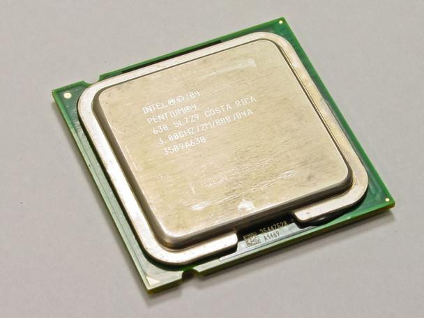 Intel 630 SL7Z9 Pentium 4 CPU 3GHz / 2M / 800 / 04A Processor