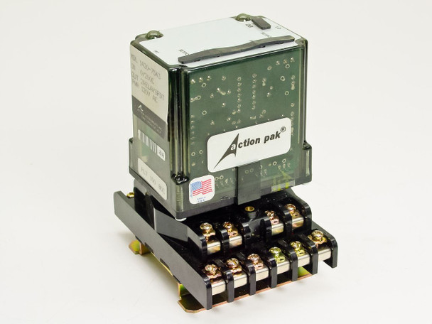 Action Instruments  Dual (Hi/Lo Trip, Non-Latching (SPDT, 5A) AP1420 / MO2OA
