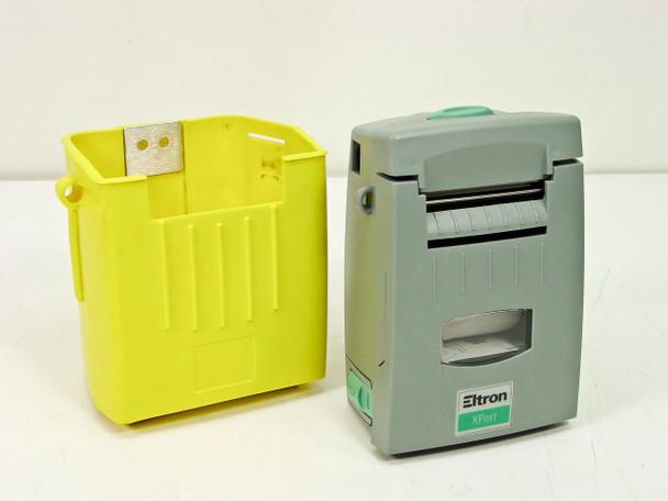 Zebra PA202 ELTRON XPORT Portable Thermal Printer- No Battery- Includes Case