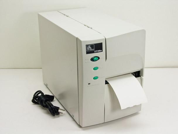 Zebra 274E-10411-0010 2746e Label Printer - As Is