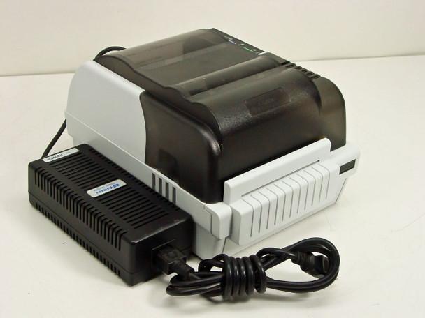 Zebra B4H-1U1DAA00-W1 Bravo Desktop Printer - GOOD Test Print