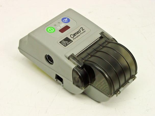 Zebra Cameo 2 Portable Printer for POS Retail Environments - No Cables - As Is