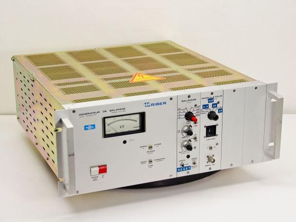 Riber Scan Generator w/ Scan & Modulator Plug-ins TCA 380