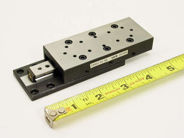 IKO CRWU 40-95 Linear Translation Stage 95x40x20mm with 60mm Travel