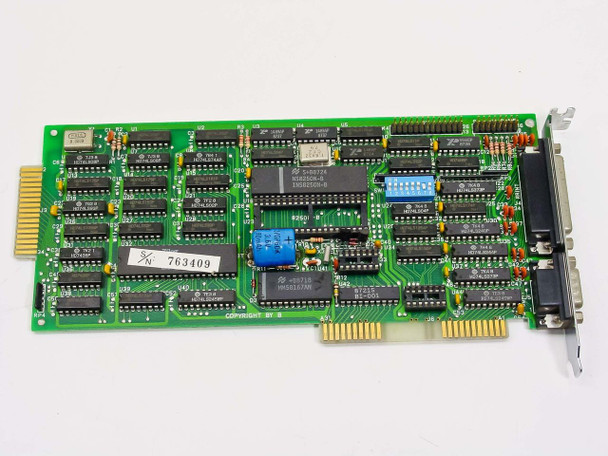 Digitrend 8021312 8 Bit ISA Controller Card with Edge Connector