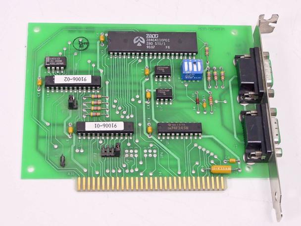 DNA Station 1D9168 8-Bit ISA Card