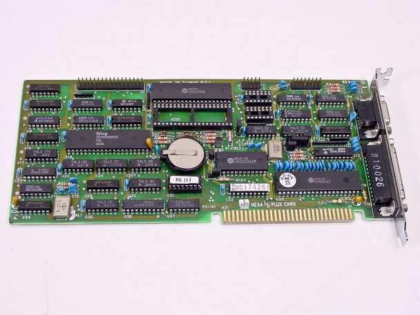 DTK HEXA I/O PLUS Multifunction I/O Card Clock Board