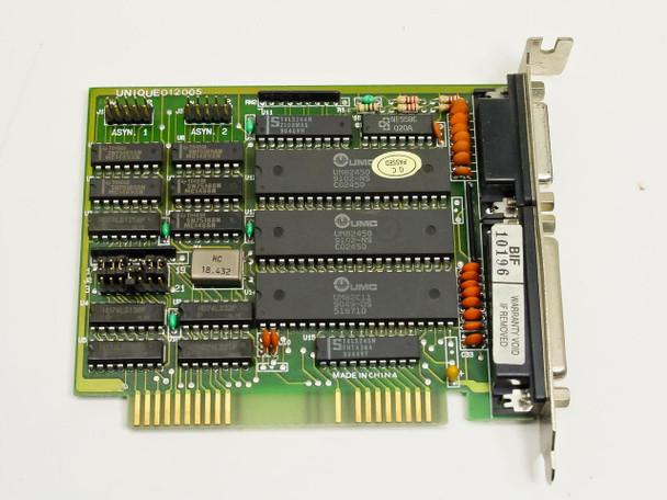 Unique 8 Bit ISA Controller Card (012005)