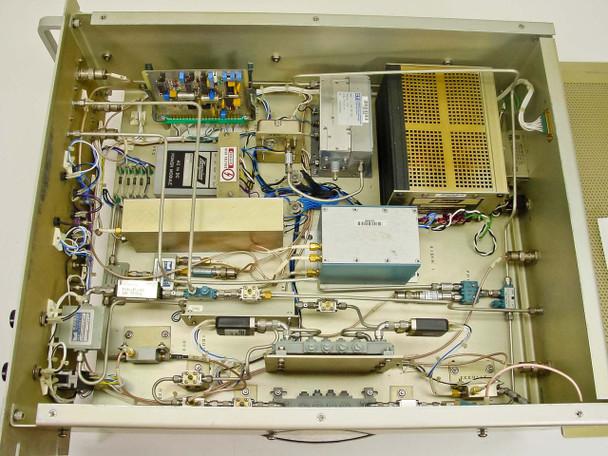 Hughes  KU Band 14180 MHz Satcom Command Upconverter 3878540-100