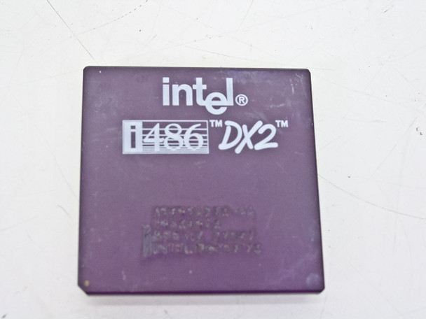 Intel 486DX2/66 Processor A80486DX2-66 (SX807)