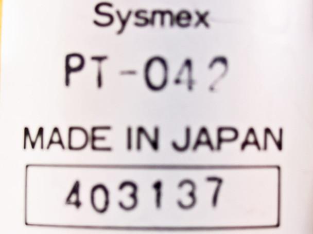 Sysmex Transformer PT-042