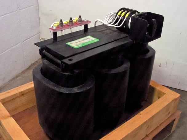 Quality Transformer and Electronics Varian MED 4690 Klystron Transformer 12KVA 4