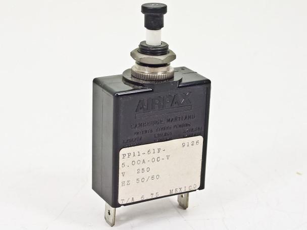 Airpax Circuit Breaker PP11-61F