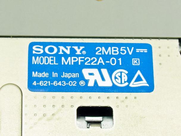 Sony  2MB Slim FDD MFD22A-01