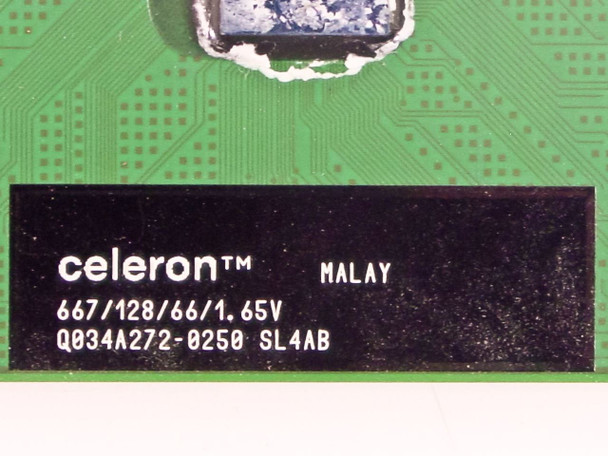 Intel  Celeron 667MHz SOCKET 370 CPU Processor Chip SL4AB