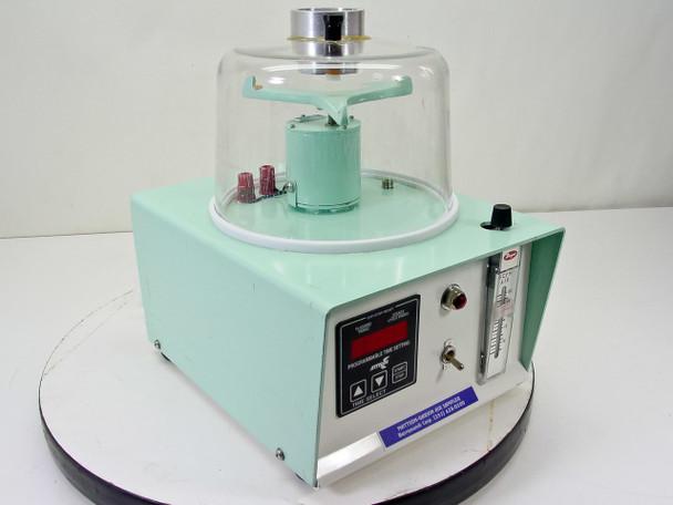 Mattson-Garvin 220 Agar Vacuum Air Sampler with Rotating Media Platform
