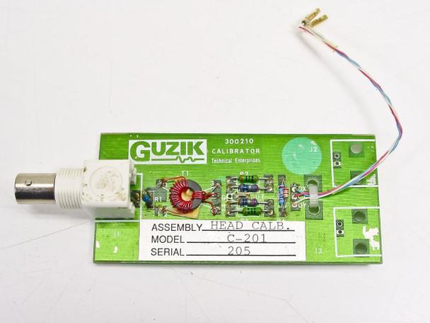 Guzik C 201 Calibrator 300210