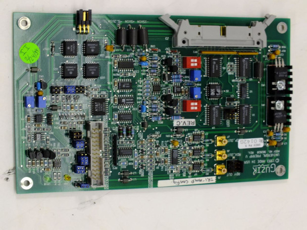 Guzik Preamp V Tri-Amp Config 302820