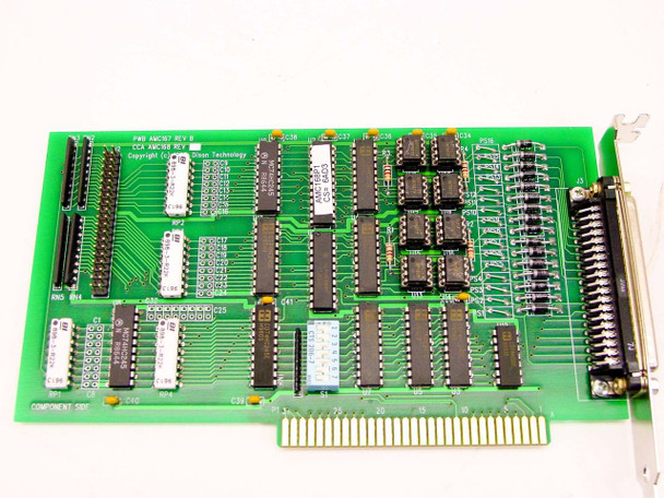 Dison 36 Pin Serial card AMC167 REV B