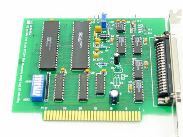 Dison AMC285 8-Bit ISA 37 Pin Controller Card - REV B Dated 1995