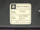 Spectra Physics Ion Laser Cavity Air Pump 2200