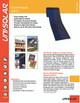 Uni-Solar SHR-17 17W Solar Roofing Shingles Flexible Amorphous Carton of 15