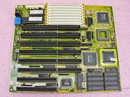 Ami M321 Am386 Dx 40 Motherboard Vintage Recycledgoods Com
