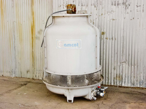 Amcot 30 3 Cooling Tower 2 1 2 Inch Line Tatung 3 Phase