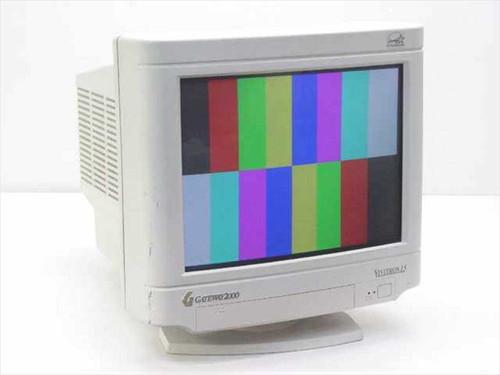 Gateway Cpd 15f23 Vivitron 15 Quot Crt Monitor Color Computer