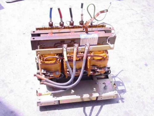 Computer Power Systems Corp  50aa 50 Kva 208  120 Volt 3