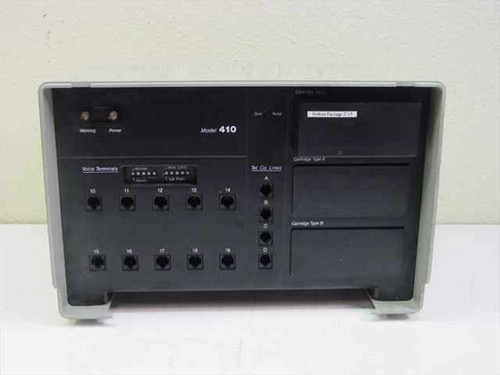 Avaya At Amp T 410 Merlin Control Unit Four Line With Feature