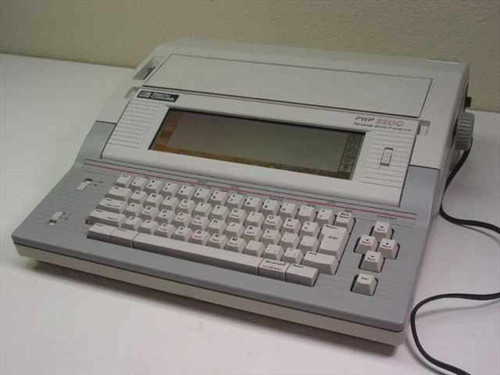 Smith Corona Pwp 3200 Personal Word Processor Typewriter